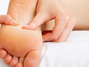 acupressure foot