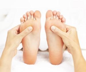 reflexolgy feet
